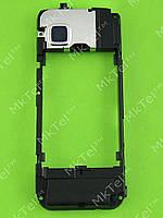 Средняя часть Nokia 5230 в сборе, черный, Оригинал #5650801