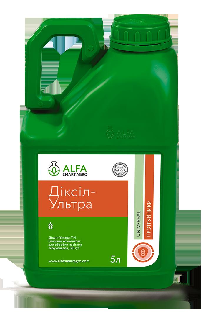 Протравитель семян Диксил Ультра ALFA Smart Agro - 5 л