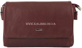 Розпродаж! Клатч жіночий шкіряний Karya 5024-243 бордовий Туреччина