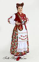 Український національний жіночий костюм №53(44-60р.)
