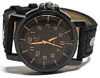 Часы мужские на ремне 81010