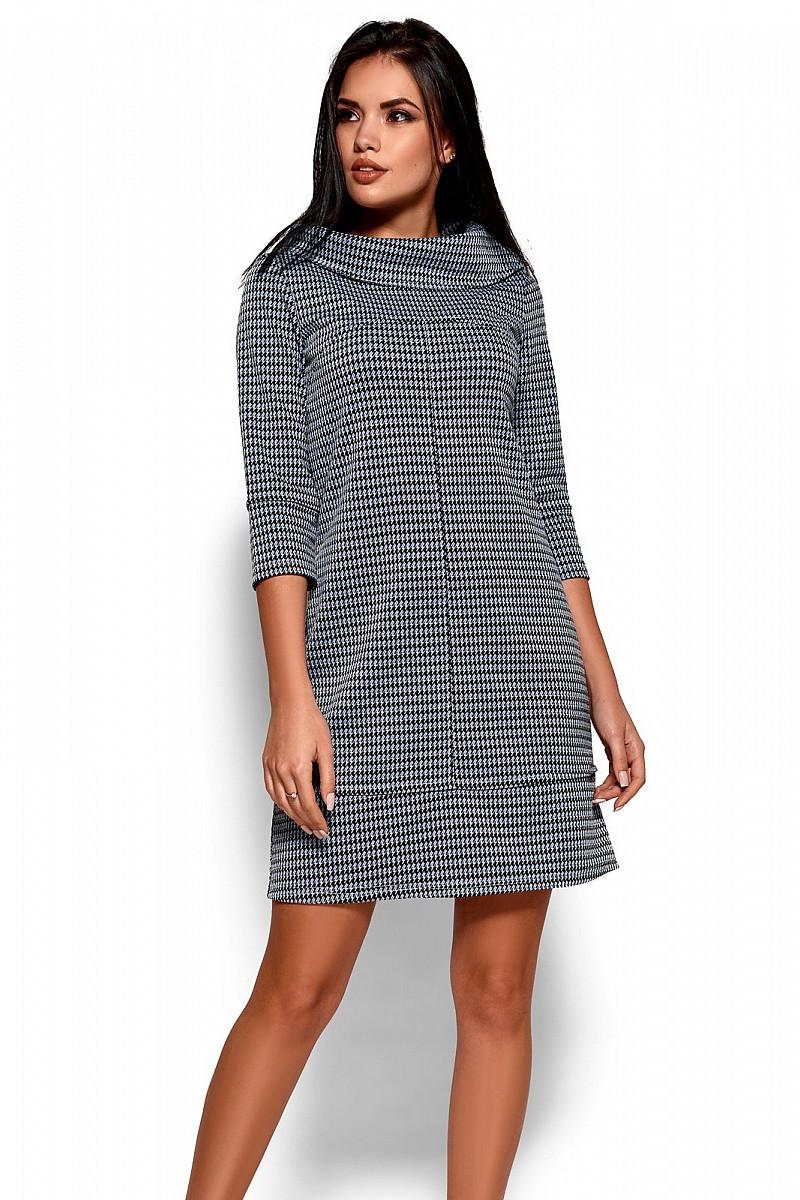 80824dfc710cb7 S, M, L, XL) Молодіжне синє повсякденне плаття Chester - купити в ...