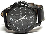 Часы мужские на ремне 81013