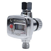 Регулятор давления с цифрововым манометром INTERTOOL PT-1424