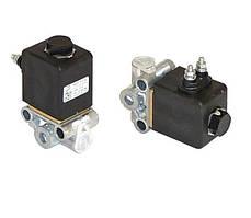 Клапан электромагнитный ЗИЛ, УРАЛ топливный на ТНВД  КЭТ-11 (12В)