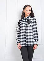 47d5a6acba1 Байковая рубашка женская в категории блузки и туники женские в ...
