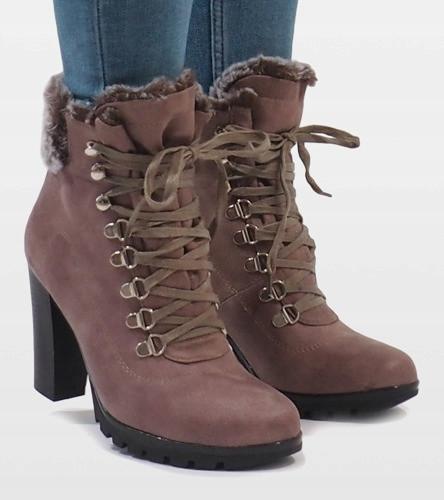 Женские ботинки Glymph