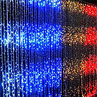Светодиодная гирлянда Водопад 3х3 м  675 LED