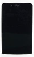 Оригинальный дисплей (модуль) + тачскрин (сенсор) для LG G Pad 7.0 V400 | V410 (черный цвет)