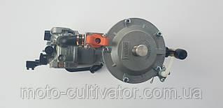 Газовый редуктор на мотоблок и генератор 168, 170