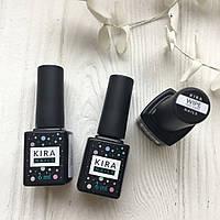 Kira Nails Wipe Top Coat - закріплювач для гель-лаку з липким шаром, 6 мл