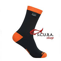 Водонепроницаемые носки Dexshell Thermlite Orange