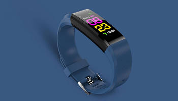 115Plus Smart Bracelet Review (Фитнес-трекер)