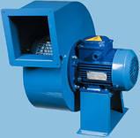 Радіальний відцентровий вентилятор Вентс ВЦУН 225х103, фото 2