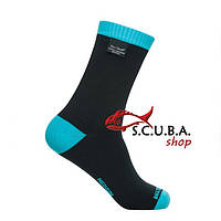 Водонепроницаемые носки Dexshell Coolvent Lite Ague Blue
