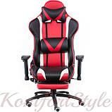 Кресло руководителя Cross black, фото 2