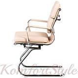 Конференционное кресло Solano 3 conference beige, фото 2
