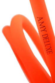 Шланг силиконовый матовый AMY Deluxe оранжевый