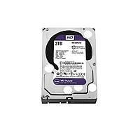 Жесткий диск Western Digital Purple 3TB 64MB WD30PURZ 3.5 SATA III
