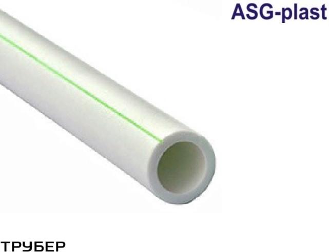 Полипропиленовая труба PN 16 D 40 ASG