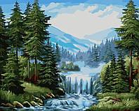 "Картина за номерами ""Дика природа"" 40*50см"