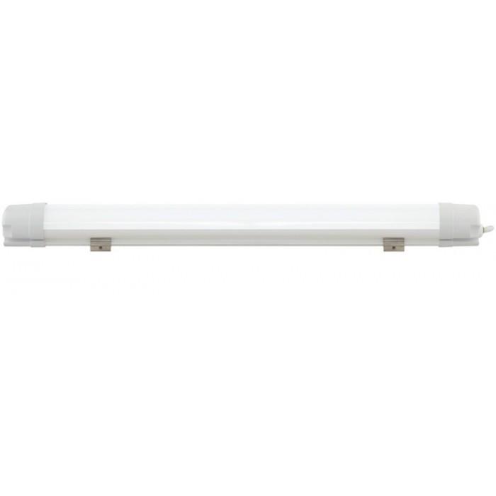 Світильник вологозахищений IP65 1262x78mm SMD LED 36W 6400K 3300Lm 170-265v NEHIR-36 HOROZ