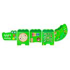 Настенная игрушка Viga Toys бизиборд Крокодил (50346), фото 3