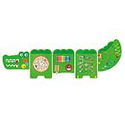 Настенная игрушка Viga Toys бизиборд Крокодил (50346), фото 4