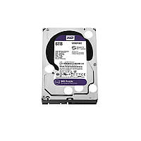 Жесткий диск Western Digital Purple 6TB 64MB WD60PURZ 3.5 SATA III, фото 1