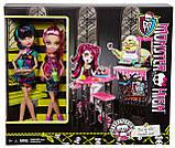 Набор Monster High Крипатерия Клео де Нил и Хоулин Вульф - Creepteria with Cleo de Nile and Howleen Wolf, фото 4