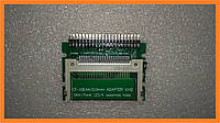 "Переходник CompactFlash CF карта памяти -> IDE hdd винчестер 2,5"""