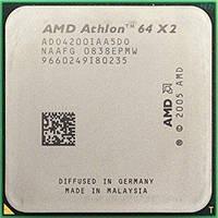 Процессор AMD Athlon X2 4200+ 2x2.2 GHz sAM2