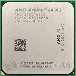 Процесор AMD Athlon X2 4200+ 2x2.2 GHz sAM2