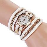 Часы-браслет - Белые, фото 2