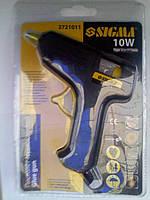 Клеевой пистолет Sigma 7 мм 10 W