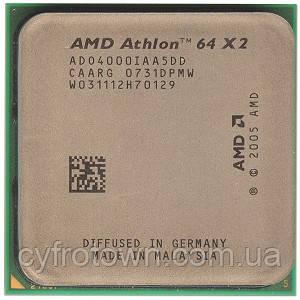 Процессор AMD Athlon X2 4000+ 2x2.1 GHz sAM2