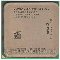 Процесор AMD Athlon X2 4000+ 2x2.1 GHz sAM2