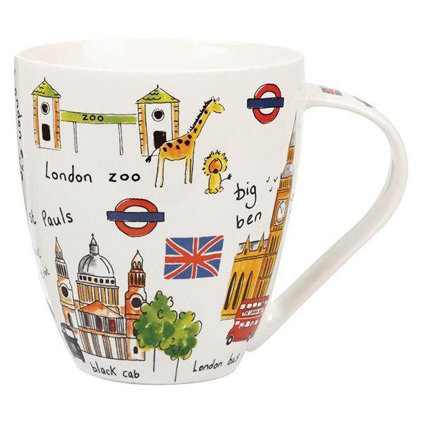 Кружка Churchill James Sadler Sights of London Crush Mug 500 мл (JSSL00041)