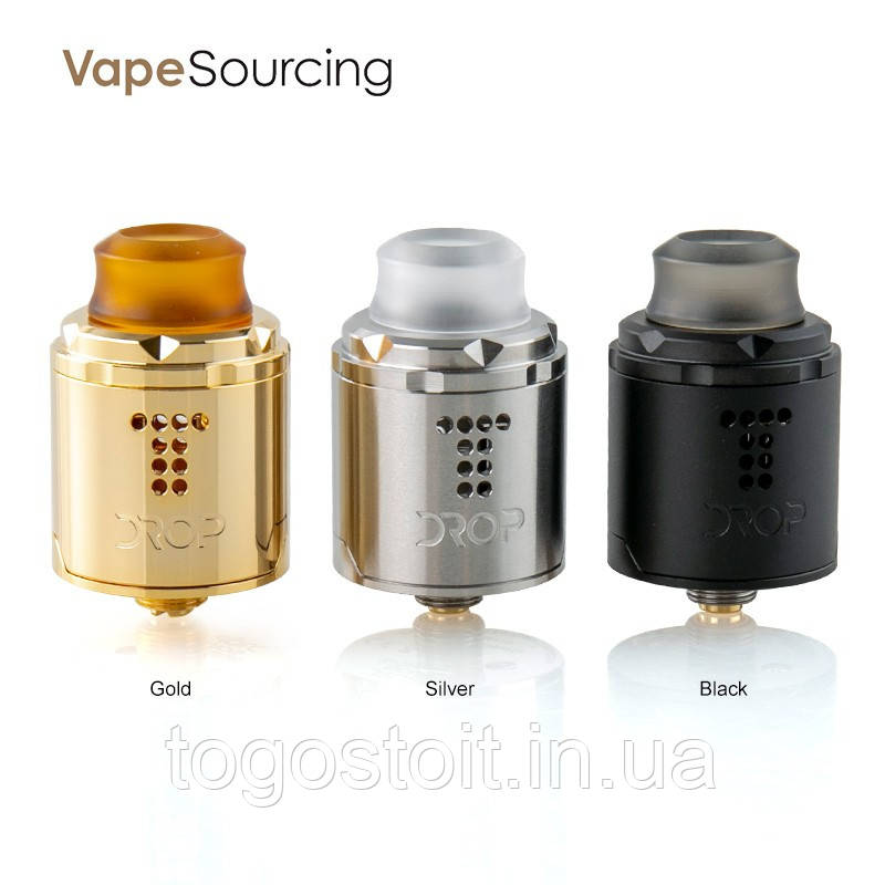Дрипка Digiflavor Drop Solo RDA