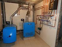 Монтаж систем отопления и водоснабжения в Херсоне
