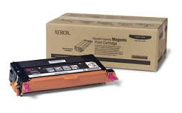 Тонер-картридж  XEROX PHASER 6180, (113R00720), красный