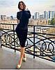 НОВИНКА 2018-2019! Эффектное, женское, бархатное платье-гольф РАЗНЫЕ ЦВЕТА