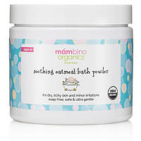 Успокаивающая смесь для купания новорожденных  Mambino Organics,228 г