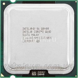 Процесор Intel Core 2 Quad Q8400 4x2.66 GHz S775