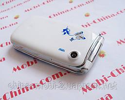Копия  Samsung W888 dual  - стильный телефон, фото 3
