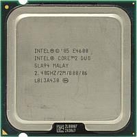 Процесор Intel Core 2 duo E4600 2x2.4 GHz S775
