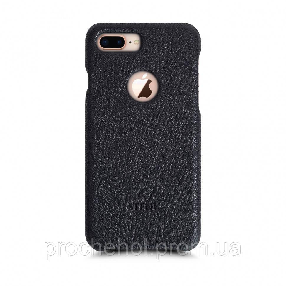 Кожаная накладка Stenk Cover для Apple iPhone 8 Plus (60598)
