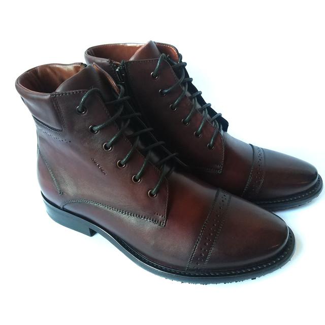 Топ 5 видов лучших зимних мужских ботинок, что в тренде этой зимой, и которые Вы можете приобрести в интернет-магазине «Сеть мужской обуви Para»