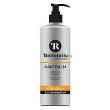 Бальзам Romantic Professional  Regenerate для поврежденных волос 850мл