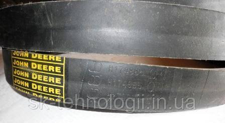 H174885 Ремень клиновой  John Deere